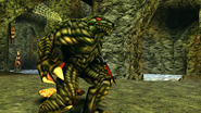 Turok 2 Seeds of Evil Enemies - Endtrail - Dinosoid (47)
