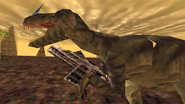 Turok Dinosaur Hunter Enemies - Raptor Mech (36)