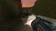 Turok Evolution Weapons - Shotgun (2)