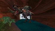 Turok Evolution Wildlife - Tyrannosaurus-rex (3)