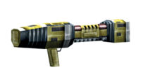Charge Dart Rifle