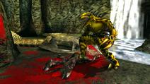 Turok 2 Seeds of Evil Enemies - Raptoid - Dinosoid (48)