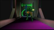 Turok 2 Seeds of Evil Enemies - Blind Ones Sentinel (5)