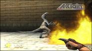 Turok 2 Seeds of Evil Enemies - Raptor (3)