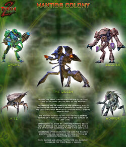 Turok 2 seeds of evil the mantids by joshua fireseed-d70kor4