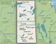 Saskatchewanmap