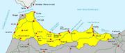 SpanishMorocco Map