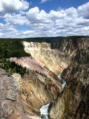 Grand canyon of yellowstone-1-