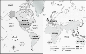 Worldwar complete map
