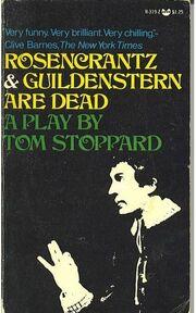 Rosencrantz and Guildenstern book