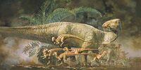 Hypsilophodont