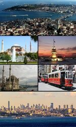 Istanbul collage 5j-1-