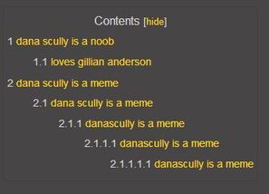 Danascully is a meme 2