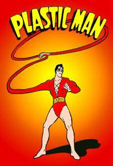 Plastic Man Comedy Adventure Show