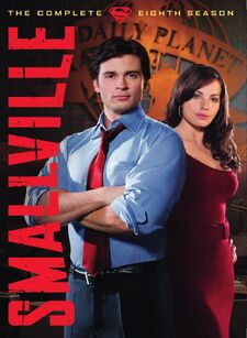 Smallville - The Complete Eighth Season