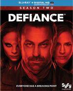 Defiance - Season Two - Blu-ray