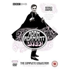 Adam Adamant Lives - The Complete Collection
