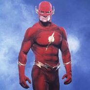 Barry Allen - Flash 1990 001