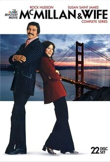 McMillan & Wife - The Complete Series