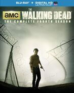 Walking Dead - The Complete Fourth Season Blu-ray