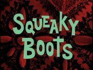 Squeaky Boots title