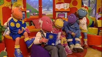 Tweenies - Series 5 Episode 41 - Man in the Moon (1st March 2001)