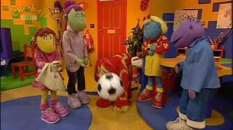 Tweenies - Series 5 Episode 45 - Jake's Snuggly (7th March 2001)