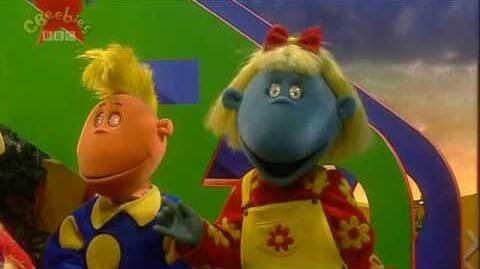 Tweenies - Series 5 Episode 16 - I Just Can't Wait (16th August 2001)