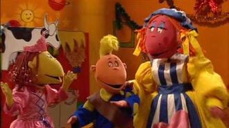 Tweenies - Series 5 Episode 5 - Jake and the Beanstalk (22nd December 2000)
