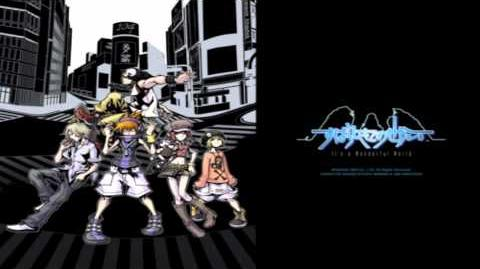 The World Ends With You Music - Hybrid