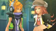 Neku and Shiki
