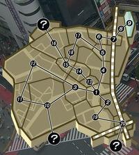 Shibuya Map - Cat Street