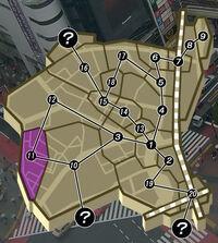 Shibuya Map - A-East
