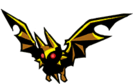 Pteropus canor-golden bat