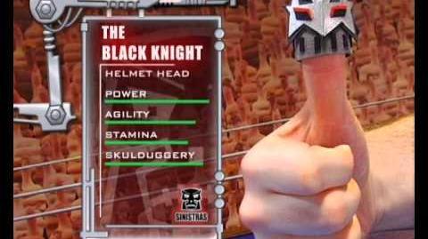 Danny Kaboom (DEX) vs The Black Knight (SIN) (inc