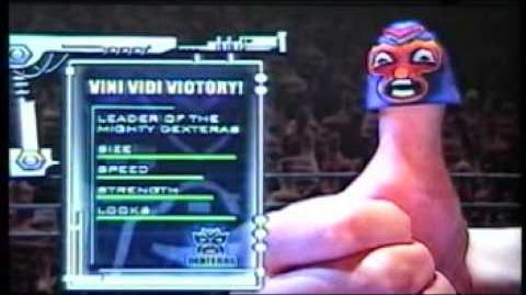 Vini Vidi Victory (DEX) vs Captain Carpal (SIN)