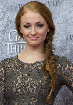 Sophie Turner 2013 (Straighten Colors)