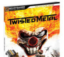 Guia Oficial de Twisted Metal PS3