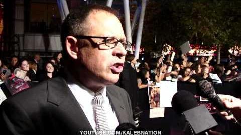 BREAKING DAWN PART 2 with BILL CONDON Breaking Dawn Movie Premiere Interview