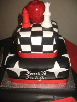 Birthday cake-twilight8