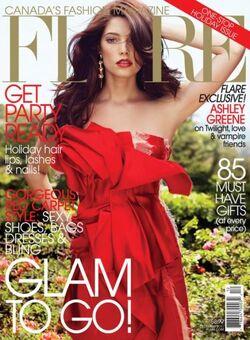 Ashley-greene-flare-magazine-cover