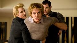 Jasper, Emmet, Carlisle