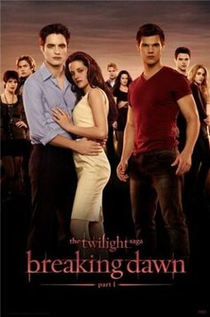 The cullens and jakob