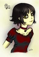 Alice by Rinian