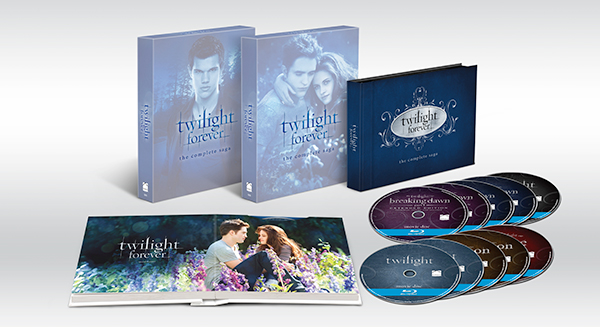 Twilight Forever Blu-Ray Set
