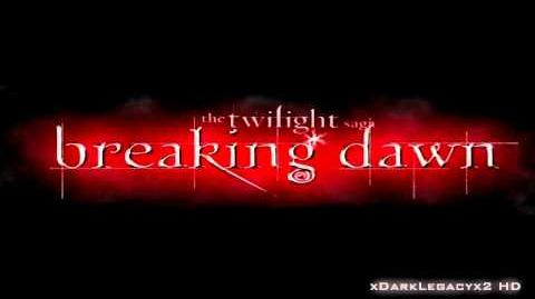 Breaking Dawn trailer music