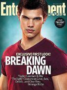 The Twilight Saga: Breaking Dawn - Part 1 EW Cover