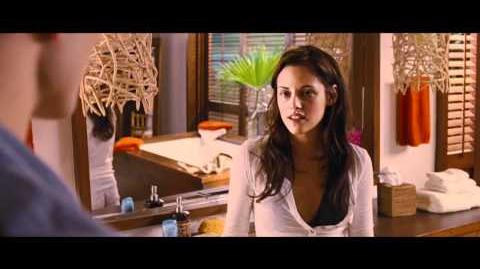 NEW The Twilight Saga Breaking Dawn Part 1 I'm Late Clip in HD