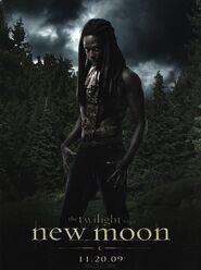 Laurent new moon