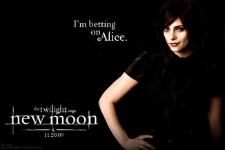 New Best Twilight Alice Cullen Wallpaper 2